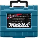 Makita Boor/bit set 34-delig