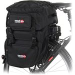 Red Cycling Products RCP Grand Touring Bag black 2013 Bagagedrager