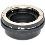Kiwifotos Photo Lens Mount Adapter LMA-SM A _FX