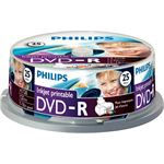 Philips 25 x Printable DVD+R 4.7GB
