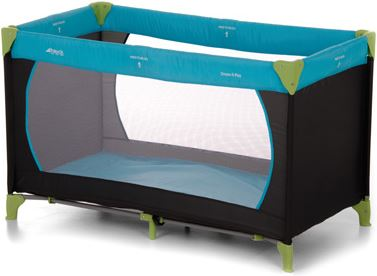 hauck Campingbed Dream`n Play 11 Water Blue
