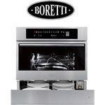 Boretti BPW15IX Inbouw warmhoudlade 45cm