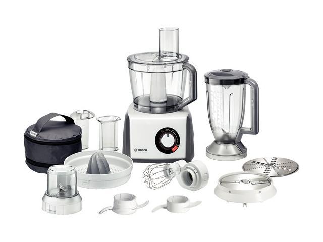 Testpanel Bosch keukenmachine MCM64060
