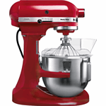 KitchenAid 5KPM5 EER rood