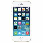 Apple iPhone 5s goud / 16 GB