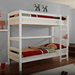 PINGULINA Stapelbed Oliver Wit - Extra Hoog
