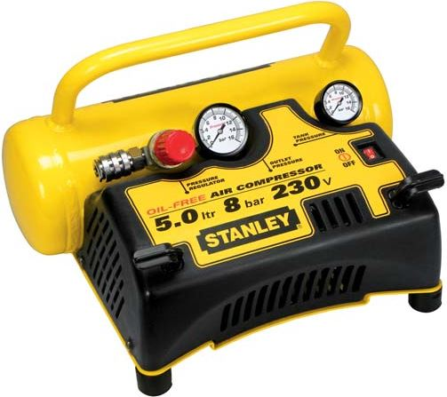 Stanley DN 55/8/5 compact Compressor