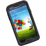 LifeProof Nuud Case Samsung Galaxy S4 Black
