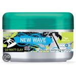 New Wave Go Matt Clay Wax