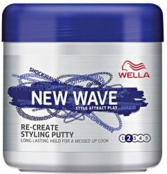 Wella New Wave Re Create Styling Putty Wax