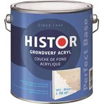 Histor Perfect Base Grondverf Acryl 0,75 liter - Wit