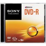 Sony 16x DVD-R 4.7GB