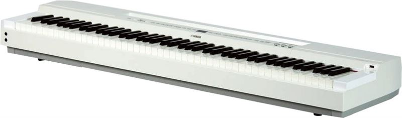 Yamaha P-255WH draagbare digitale piano wit