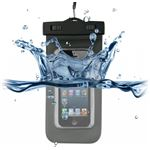 Apple Waterdichte hoes voor Iphone 4 black