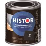 Histor Perfect Effects Schoolbordenverf 0,25 liter - Zwart