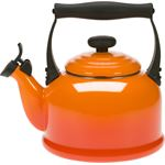 Le Creuset Waterketel TRADITION Oranje-rood