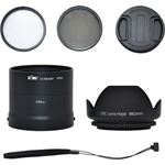 Kiwifotos Lens Adapter Kit voor Nikon Coolpix L820