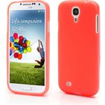 B2Ctelecom Frosted TPU Case Samsung Galaxy S4 i9500 Orange