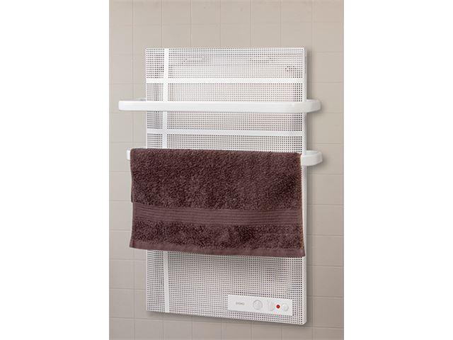 Elektrische Handdoekdroger Badkamer : Domo do m mica badkamer verwarming handdoekdroger kopen