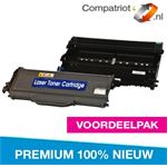 Totaalinkt DR 2100 compatible drum unit voor Brother MFC 7840