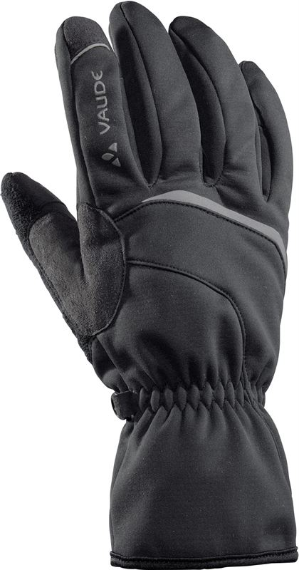 Vaude Kuro Gloves black 2012 7 zwart 7