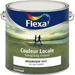 Flexa Couleur Locale Energizing Ireland muurverf mat 2 5 l dawn 2585