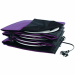 Solis Elektrische Bordenwarmer Purper/black