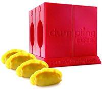 Rice Cube Cube Dumpling - Rood