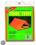 Coghlan's Emergency Tube Tent - Oranje