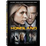 Fox Homeland - Seizoen 2 dvd