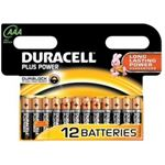 Duracell Plus Power 12 stuks