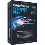 Bitdefender Bitdefender Internet Security 2015 (1 Jaar / 3 Users