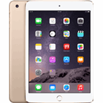 Apple iPad mini 3 goud