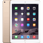 Apple iPad Air 2 goud