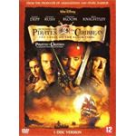 Johnny Depp pirates of the caribbean: the curse of the black pearl dvd