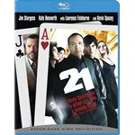 Luketic, Robert 21, (blu-ray) bilingual //w/kevin spacey, jim sturgess, kate bosworth. movie, bluray