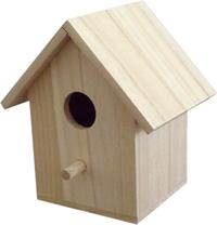 Vogelhuisje zelf maken