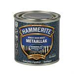 Hammerite direct over roest metaallak hamerslag donkerblauw - 250 ml
