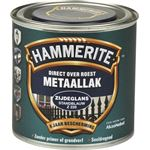 Hammerite direct over roest metaallak zijdeglans standblauw - 250 ml