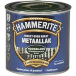 Hammerite direct over roest metaallak hoogglans donkergroen - 250 ml