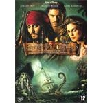 Johnny Depp Pirates Of The Caribbean 2: Dead Man's Chest dvd