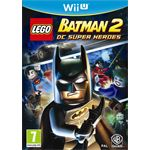 Warner Bros. Interactive Lego Batman 2 - DC Superheroes Wii U