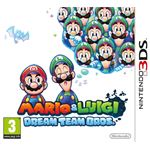 Nintendo Mario & Luigi, Dream Team 3DS
