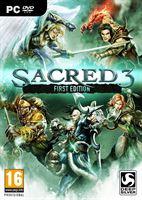 SALTOO Sacred 3 (First Edition