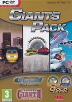 UIG Entertainment Traffic Giant + Industry Giant 2 + Transport Giant
