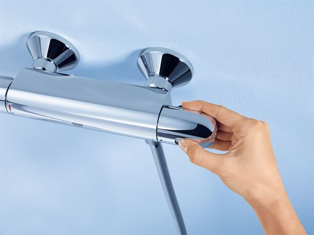 Grohe grohtherm new cooltouch m kopp prijzen