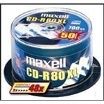 Maxell CD-R 80XL 50 x pack