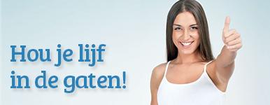 Weegschalen met BMI meters vergelijken op Kieskeurig.nl