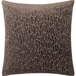 Dutch Décor Dutch Decor Kussenhoes Tonara 45x45 cm taupe