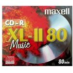 Maxell CD-R Music XL-II 10 Pack